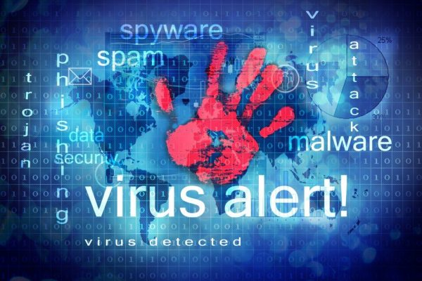 Mechanism of Spyware and Viruses in the computer